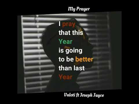 My Prayer by Joseph Jayce and Val Oti