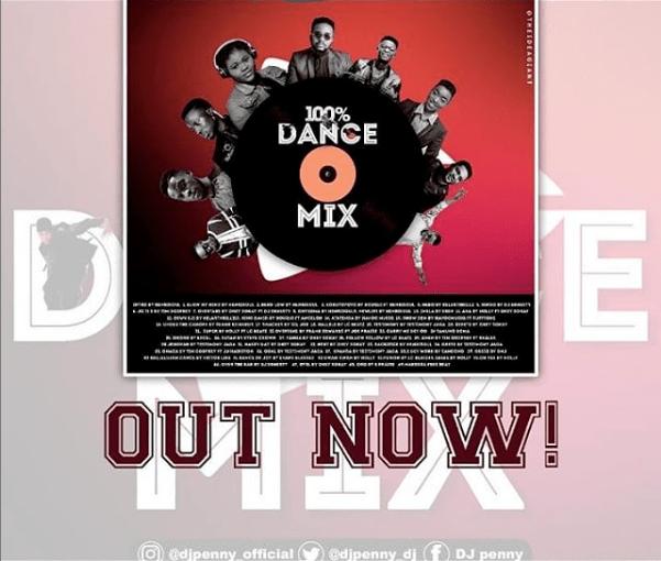 Dj Penny - 100% Dance Mix