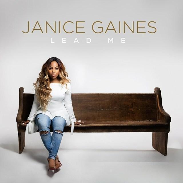 Janice Gaines In The Garden