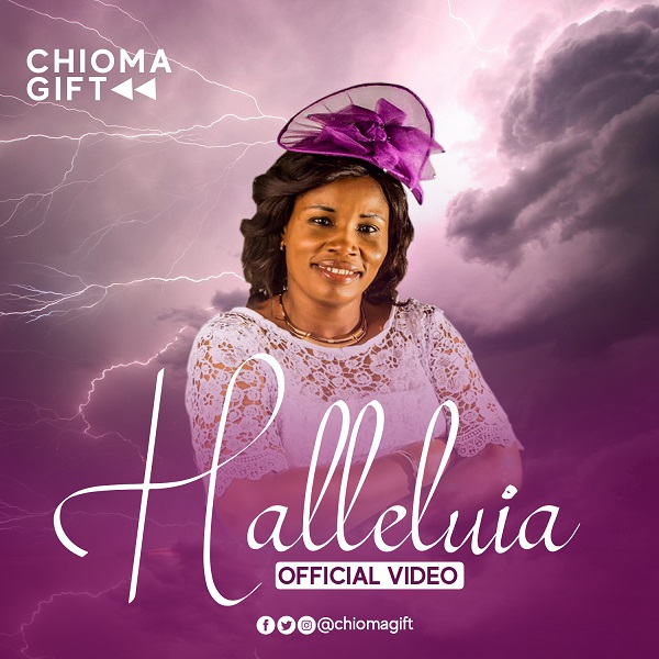 Chioma Gift Halleluia