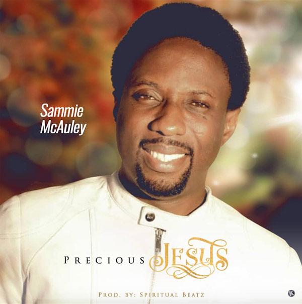 Sammie McAuley Precious Jesus