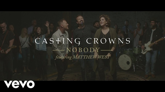Casting Crowns Nobody