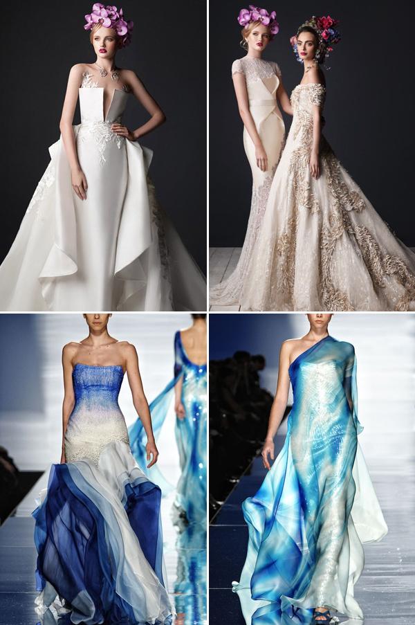 40 Stunning Cutting Edge Futuristic Wedding Gowns Praise