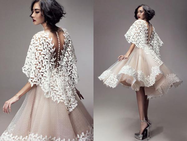 20 Swoonworthy Unconventional Wedding Dresses Like No