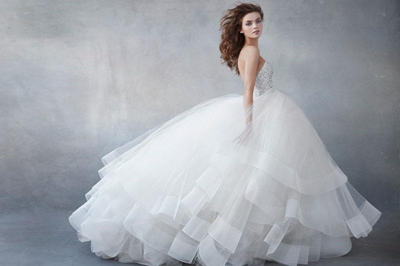 26 Utterly Romantic Ballerina Inspired Wedding Dresses