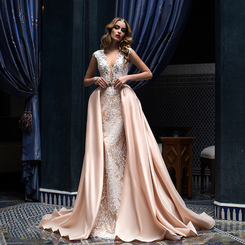 Two Gowns In One 26 Fashion Forward Convertible Wedding