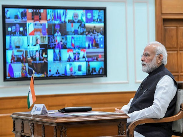 Narendra Modi video conference with Chief Ministers