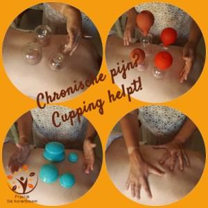 Massage en cupping