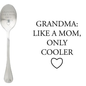 Message spoon grandma