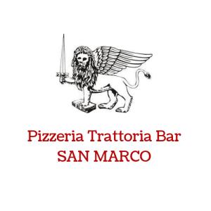 Logo Pizzeria Trattoria Bar SAN MARCO