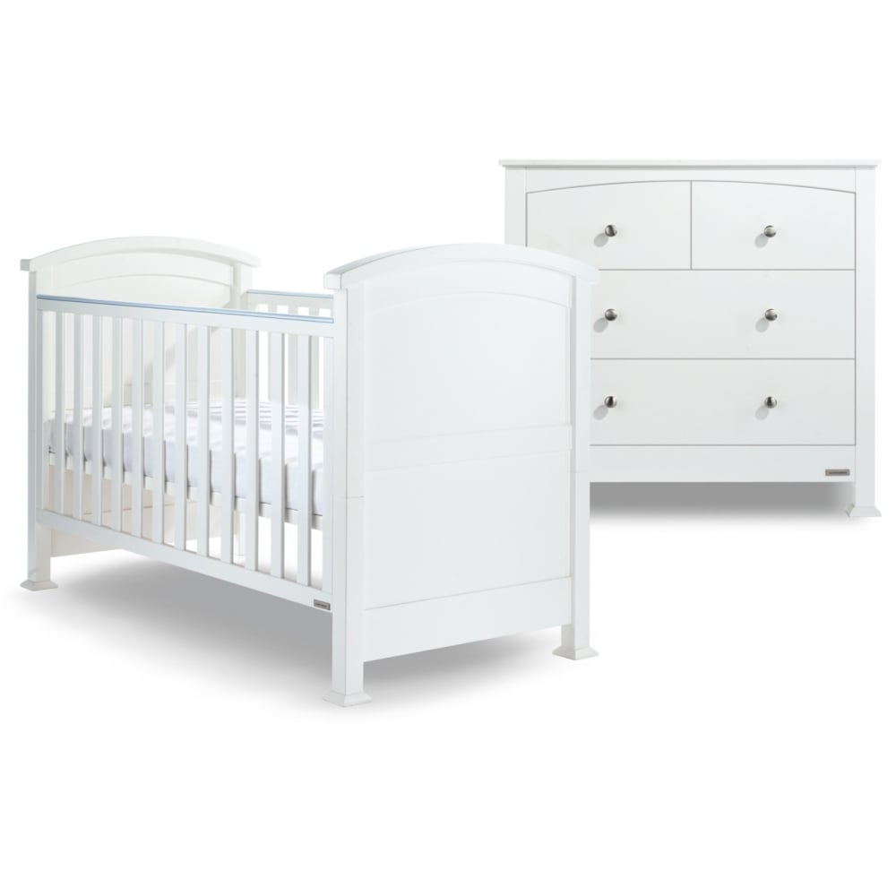 izziwotnot tranquility cot bed amp chest of drawers cots on Cot Bed And Chest Of Drawers Set id=30990