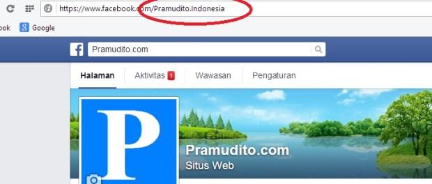 Gambar URL Facebook