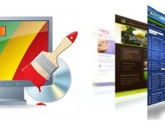 Desain dan Template pada Website