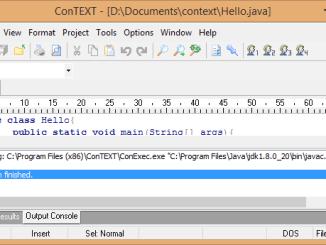 Pemograman Java pada Context
