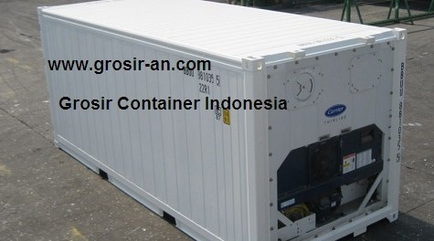 Container reefer bekas