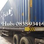 Sewa Truk Trailer Khusus Untuk Container