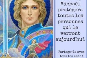 invocation de protection de l'archange michael