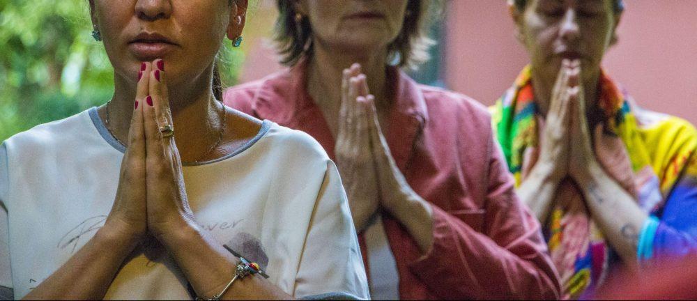 Retiro de Yoga: O Som do Silêncio dentro de Mim 2020
