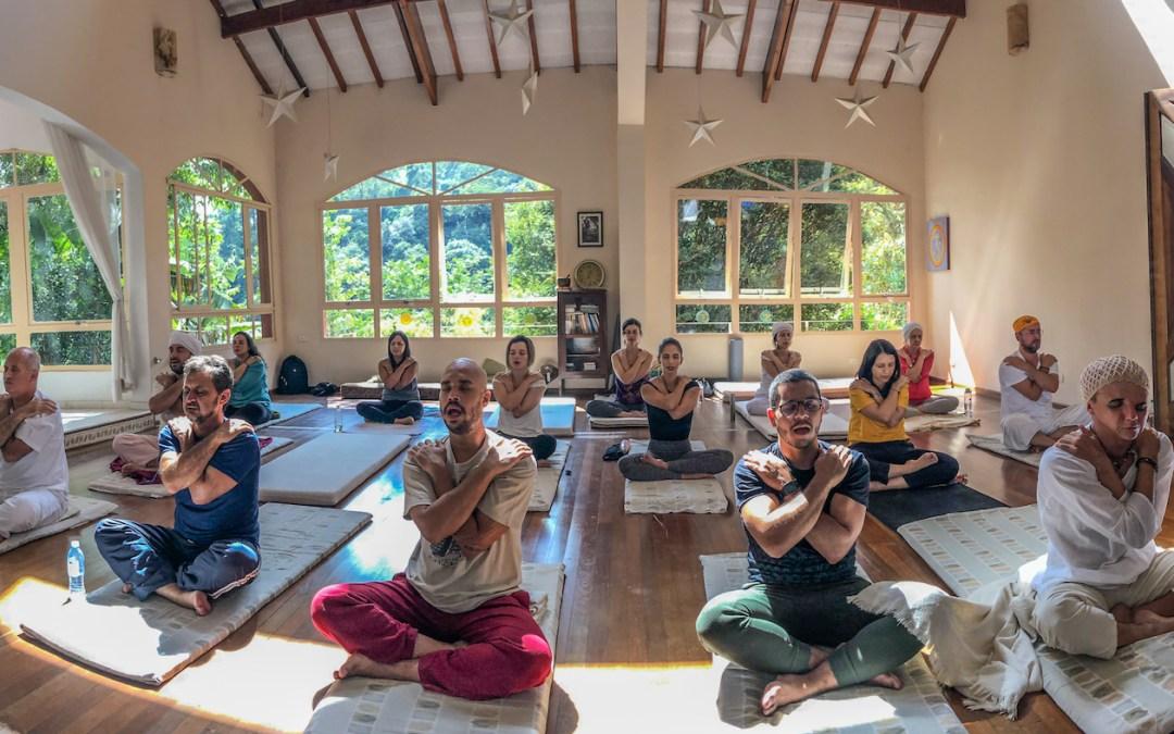 Aulão de Kundalini Yoga no Prana Prana