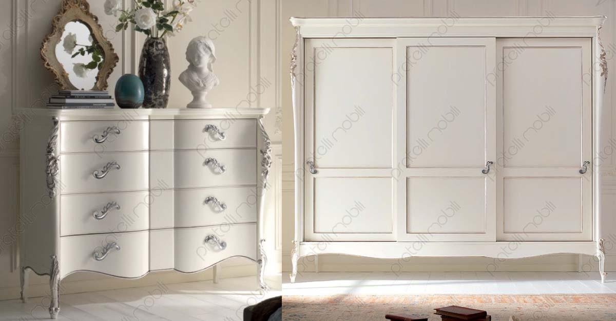 Il nostro stock si rinnova in continuazione. Pratelli Mobili Come Arredare In Stile Barocco Moderno La Zona Notte