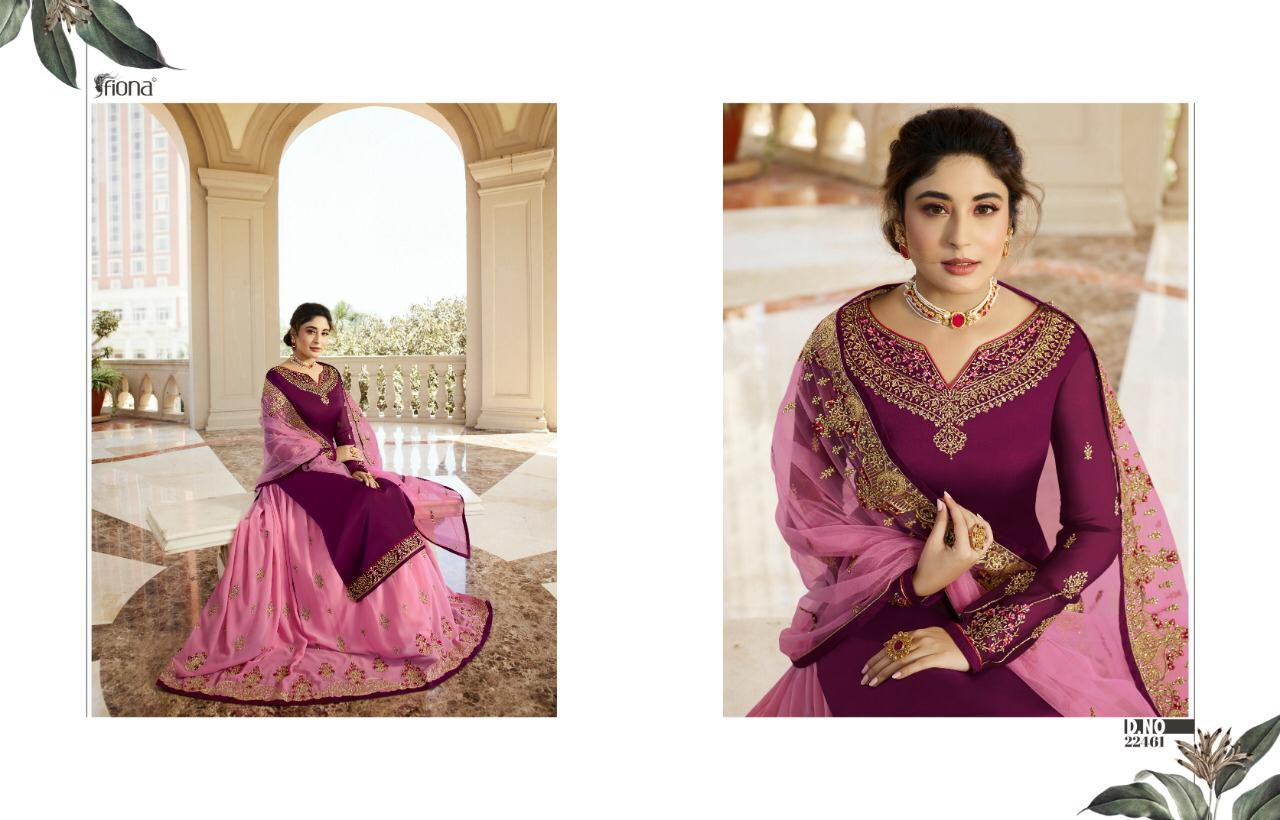 Fiona Kritika heavy lehenga Designer collection Wholsaler