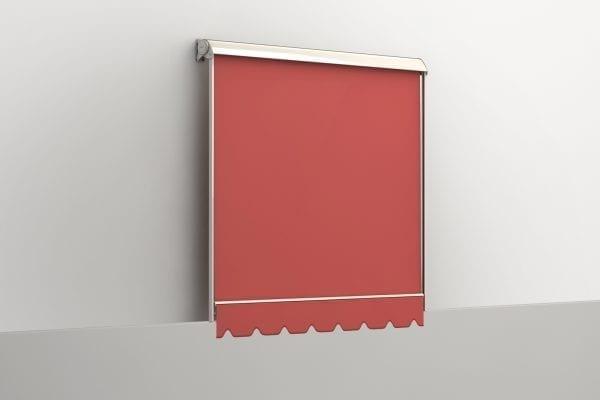 Tende a pacchetto bandalux su misura per la decorazione della tua casa. Tende Da Sole A Caduta Verticale Per Esterni Pratic