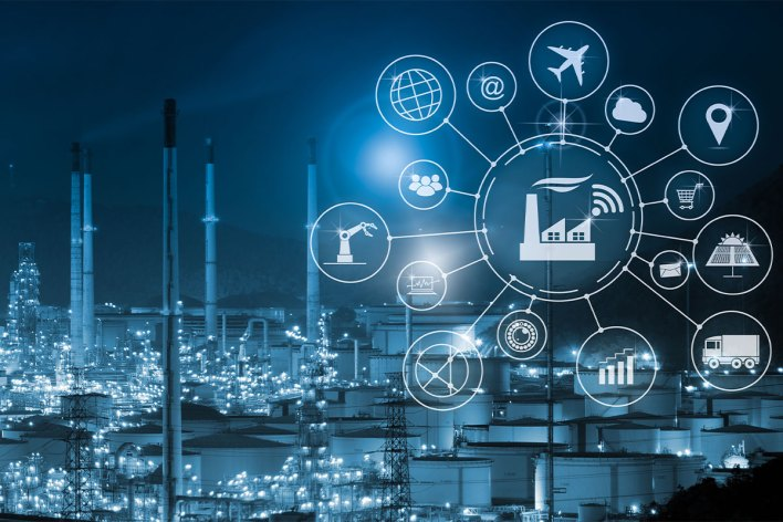 the role and impact of industry 4.0 on manufacturing industry