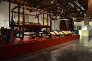 Marco Mattei Architetto, Museo del Tessuto nell'antica Fabbrica Campolmi.