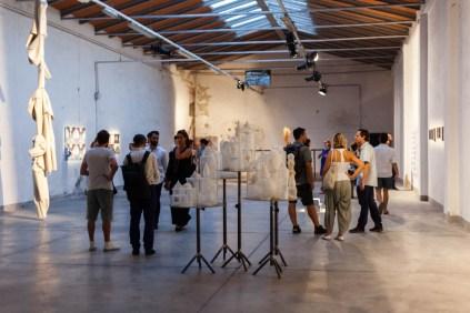 TAI Tuscan Art Industry, Edizione 2015. Mostra Après Coup. Ex Fabbrica Lucchesi (foto: Maurizio Chiocchetti).