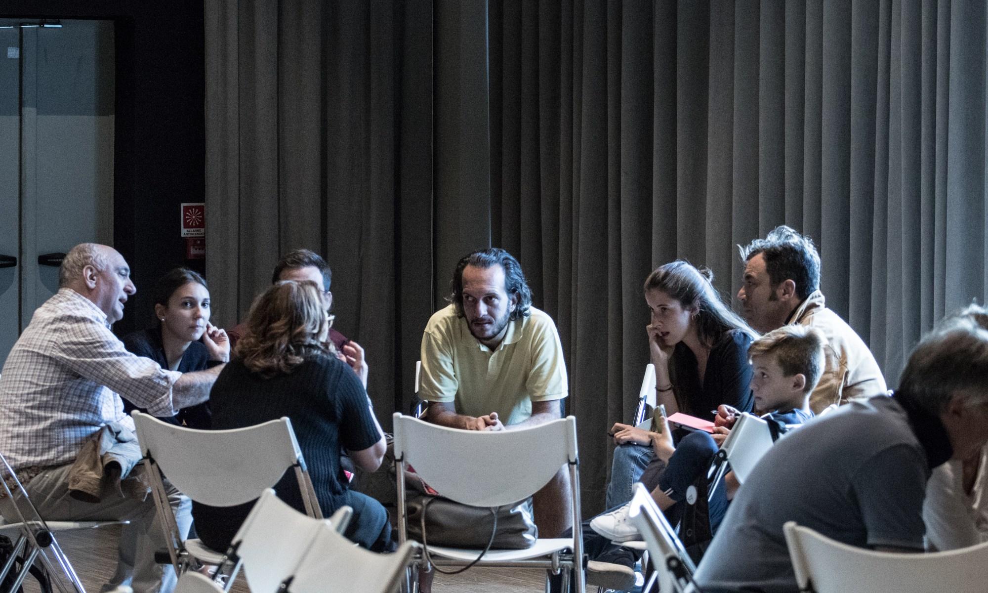 Crowdlab: CONNESSIONI (foto: Fabrizio Bruno).