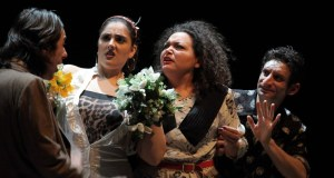 Hamlet Travestie - Punta Corsara