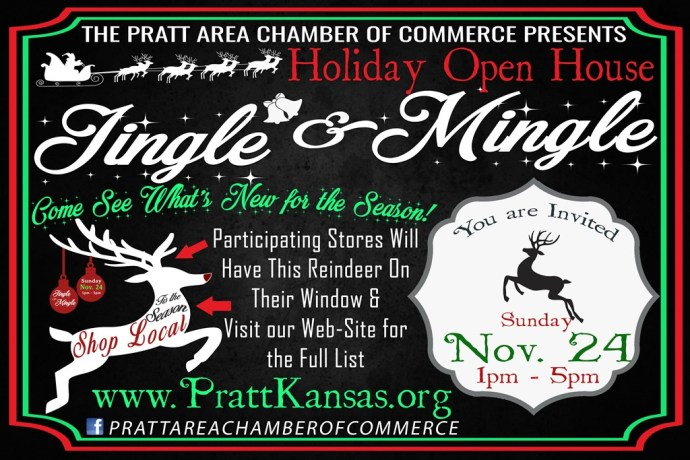 PACC - Jingle and Mingle (Banner)