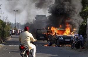 Jammu-Violence