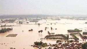 लक्षद्वीप में भारी बारिश से मकान क्षतिग्रस्त, पेड़ उखड़े