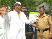 Vindu Dara Singh in police custody