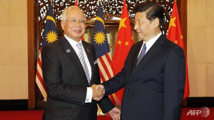 Malaysia's East Coast Rail Line project