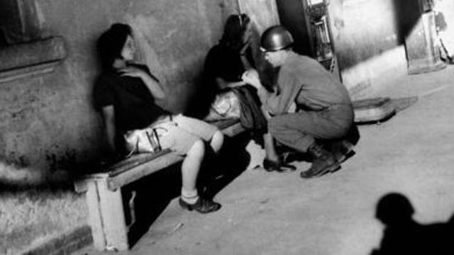 Vergewaltigung Im 2 Weltkrieg