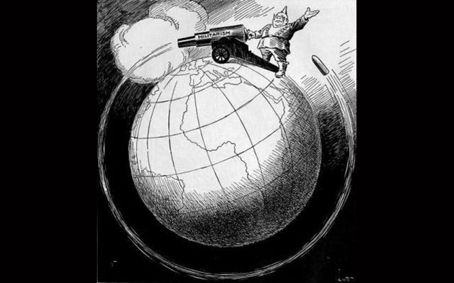 militarismus