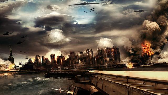 Countdown Weltkrieg 30 Prophezeiungen Und Visionen Erscheinen