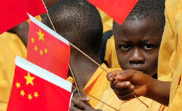 China Afrika