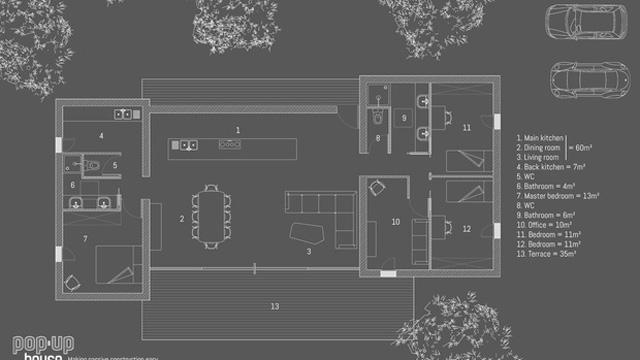 hausbau so einfach wie nie passivhaus im lego bausatz video pravda tv lebe die rebellion. Black Bedroom Furniture Sets. Home Design Ideas
