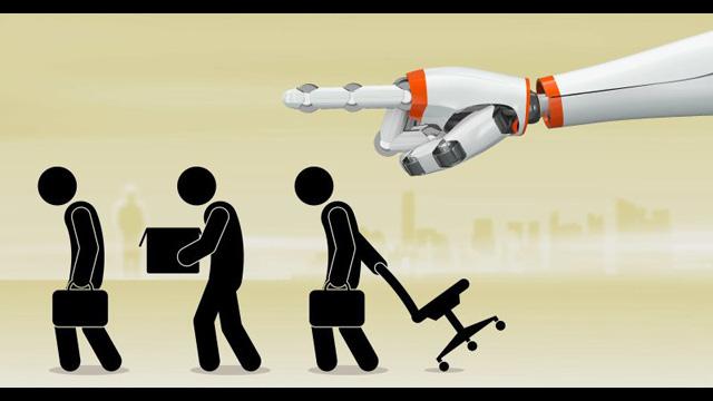 Maschinen Ersetzen Menschen