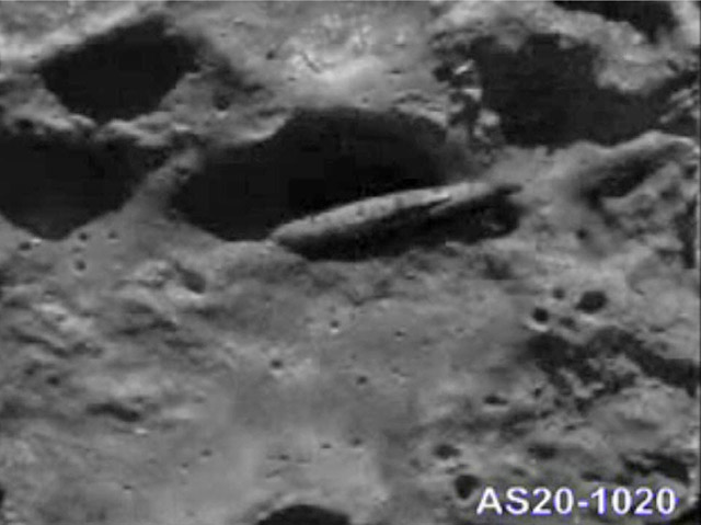 Странные миры:Oumuamua и секретная миссия Аполлон 20 (видео)  Источник  Bild2-42