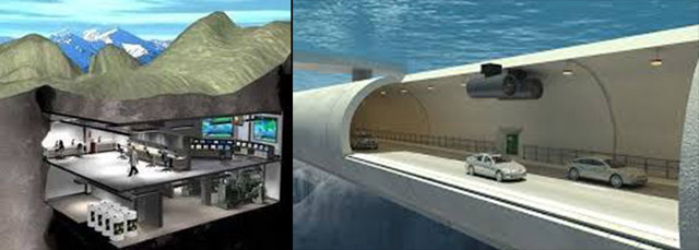 Побег элиты в глубь Земли: тоннели, высокотехнологичные метро и подземные города