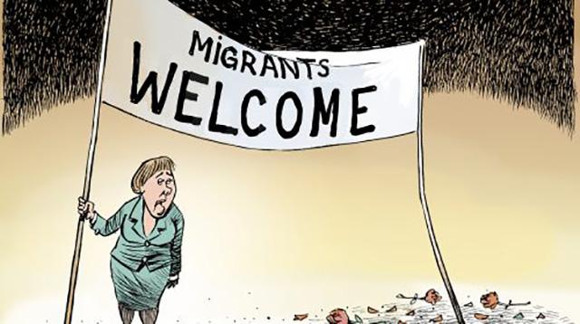 Bildergebnis für Flüchtlingspolitik