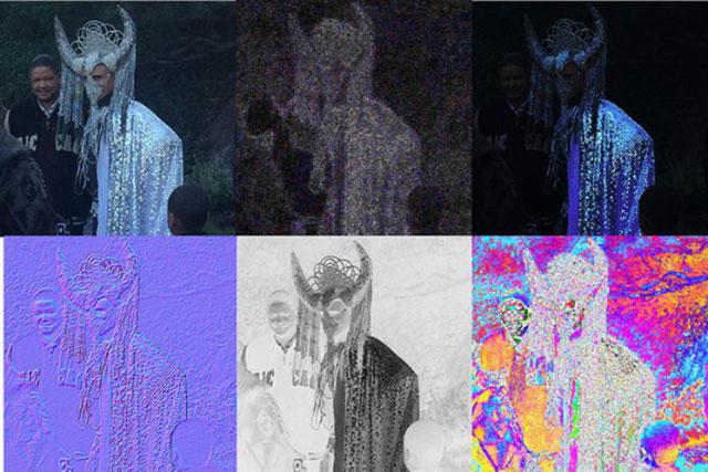Illuminati-Party: Durchgesickertes Foto des als Satan verkleideten ...