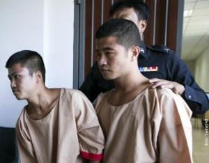 мигранти, тајланд,смртна казна