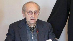 Хуберт Зафке, поранешен болничар во злогласниот нацистички концентрационен логор Аушвиц