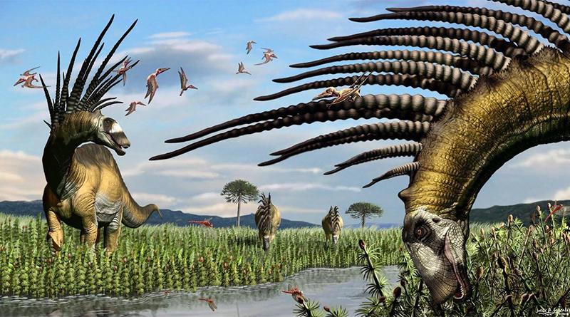 dinosaury datovania metódy