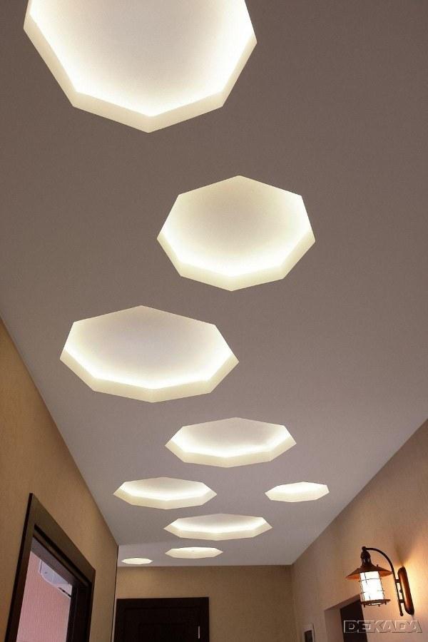Освещение - фотографии нашего ремонта